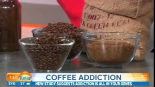 New study suggests coffee addiction in...