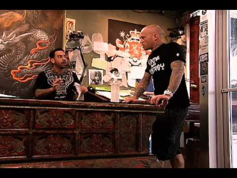 Miami Ink  Ami Vs. Chris