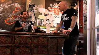 Miami Ink - Ami Vs. Chris