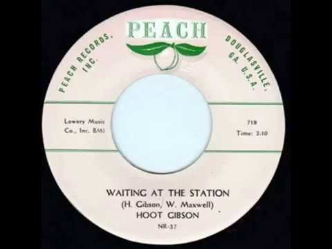 Hoot Gibson - Waiting at the Station