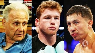 Larry Merchant on Canelo vs GGG, Pacquiao's return, and Kovalev vs Ward