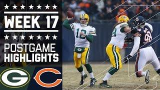 Packers vs. Bears (Week 17, 2013) | Game Highlights | NFL