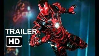 IRON MAN 4 Trailer En español latino HD (FanMade)