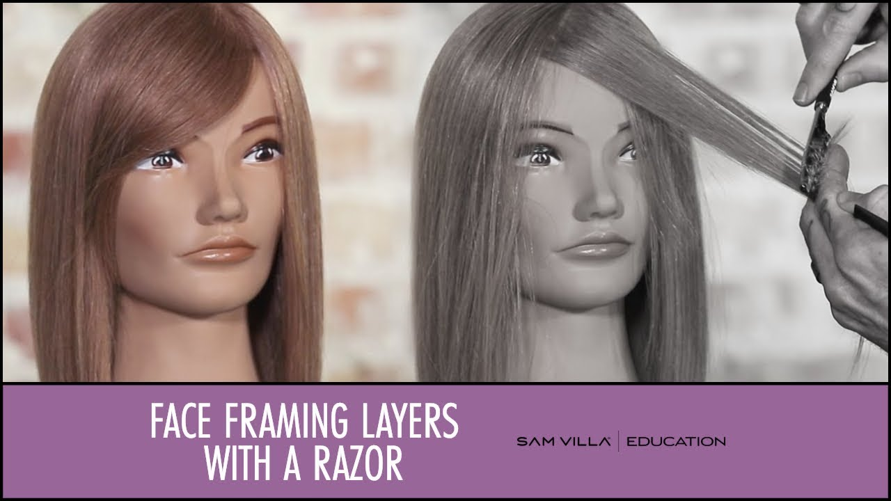 How to create face framing layers with a razor youtube solutioingenieria Images
