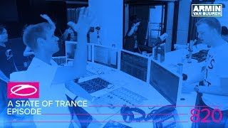 Скачать A State Of Trance Episode 820 ASOT820