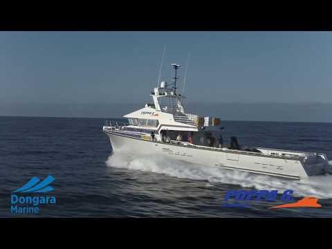 Poppa G – 26.5 metre multipurpose (fishing / offshore / charter) vessel by Dongara Marine