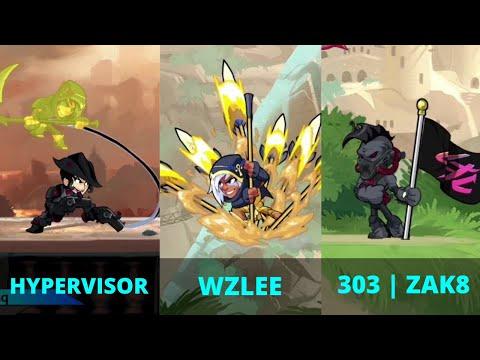 BEST OF HYPERVISOR, WZLEE, and 303 ZAK8 | Orient Online: Legends of Valhalla