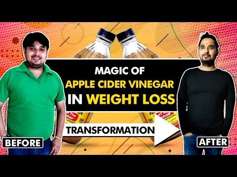 #apple-cider-vinegar-#weight-loss-|-how-apple-cider-vinegar-helped-in-lose-weight-story-in-hindi