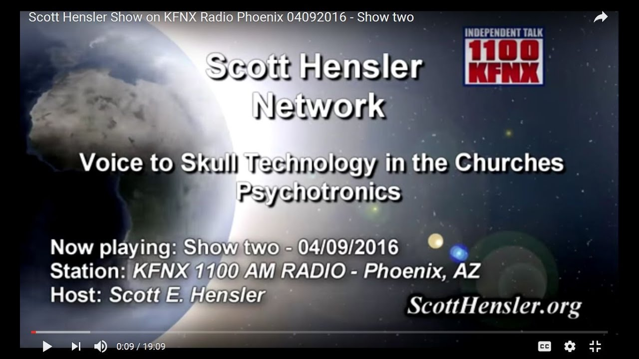 SCOTT HENSLER - TARGETED INDIVIDUALS - ARE YOU HEARING VOICES IN YOUR HEAD?