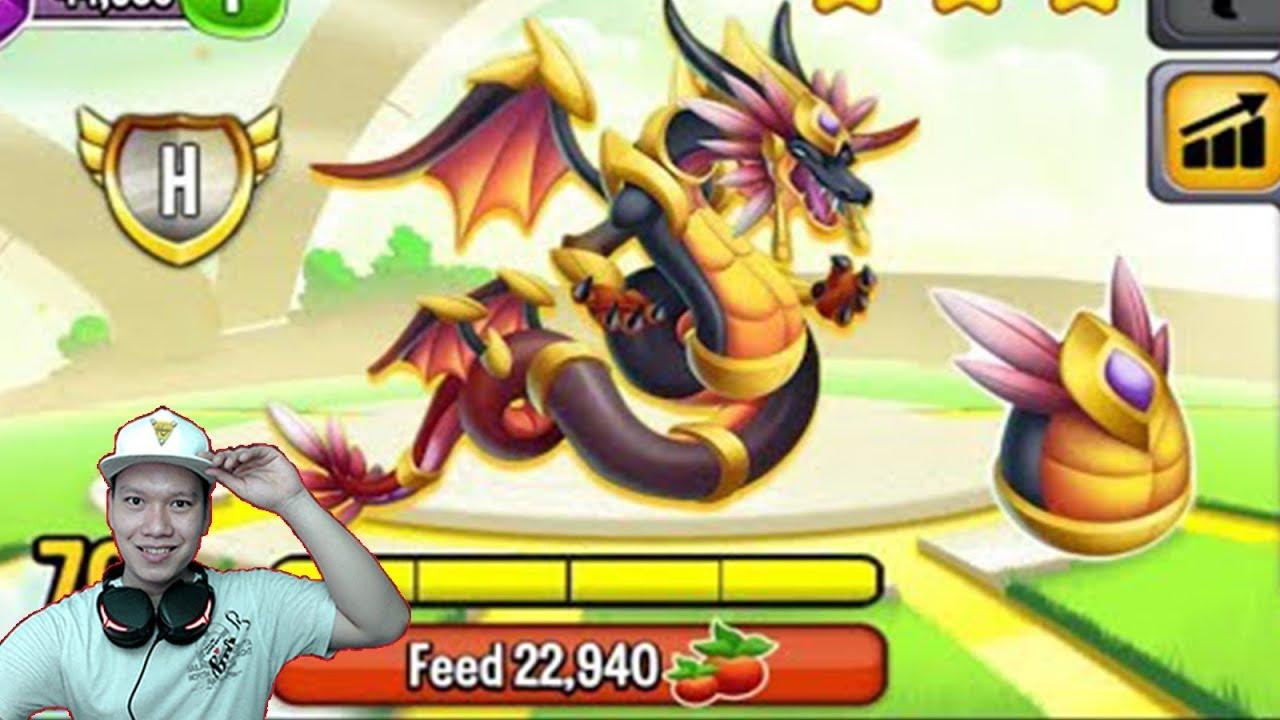 ✔️Tào tháo luận Rồng Xinh Đẹp Dragon City HNT chơi game Nông Trại Rồng HNT Channel