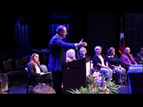 Grayson College Commencement Speech 2019