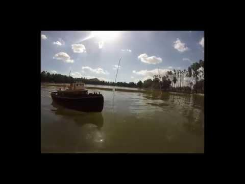 Inland Nautical Society Fall Tugboat Regatta 2014