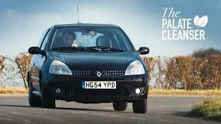 Henry Catchpole And His Renault Clio 182  | Carfection +