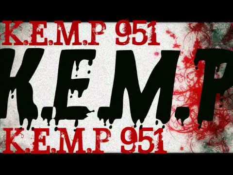 Kemp 951  -pusin car ka dike