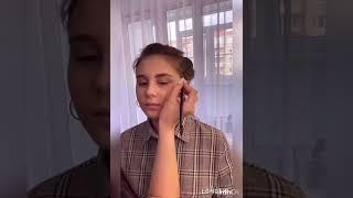 Вечерний макияж с цветным акцентом