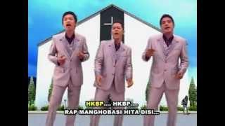 HKBP   Trio Style Voice Lagu Rohani