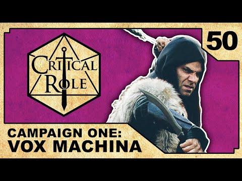 Best Laid Plans...   Critical Role RPG Show Episode 50