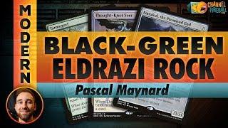 Channel PMayne - G/B Eldrazi Rock (Deck Tech & Matches)