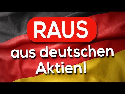 Deutsche Aktien VERKAUFEN!