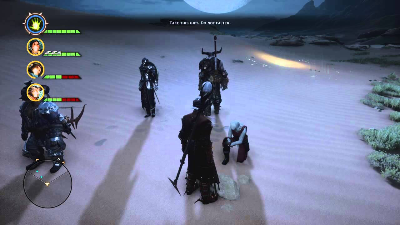Dragon age inquisition hissing wastes ghost youtube