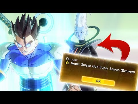 How To Unlock the NEW FREE Super Saiyan Blue Evolution Transformation in Dragon Ball Xenoverse 2
