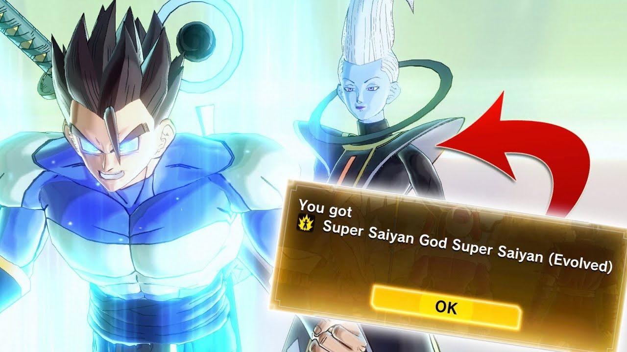 How To Unlock The New Free Super Saiyan Blue Evolution Transformation In Dragon Ball Xenoverse 2 Youtube