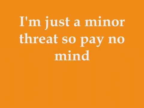 Songtext von Good Charlotte - The Anthem Lyrics