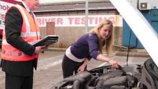 During Your Driving Test - RSA Driving Test Video Series - Video 3