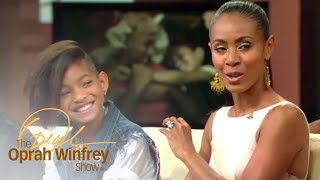 "Jada Pinkett Smith on Willow: ""Her Beauty Didn't Depend on Her Hair"" 