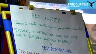 #5 Corso Parkour Sant'Antioco: Resilienza