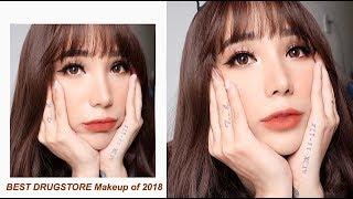 Tổng hợp các Sản Phẩm Makeup Rẻ + Xịn Nhất Định Phải Mua 2018 Best Drugstore Makeup of 2018