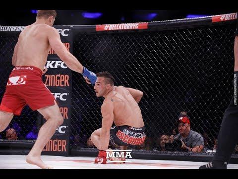 Bellator NYC: Brent Primus vs. Michael Chandler Fight Highlights - MMA Fighting