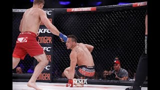Bellator NYC: Brent Primus vs. Michael Chandler Fight Highlights - MMA Fighting