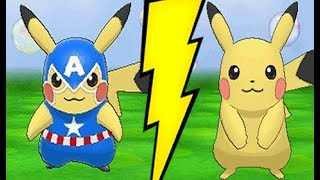 The impossible pokemon spot the difference challenge