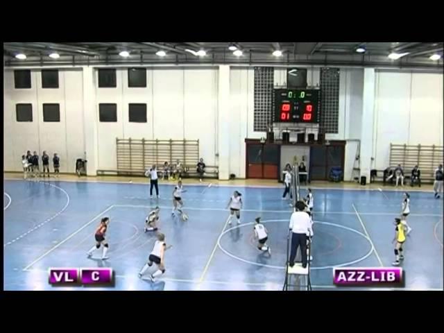 Azzurra Terni vs Libertas PG - 2° Set