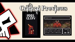 Critical Preview - Pixel Glory