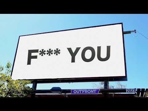 I Bought Every Billboard In My Town For This