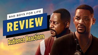 BAD BOYS FOR LIFE - Audience Reactions (Spoilers) - Fiction Burner