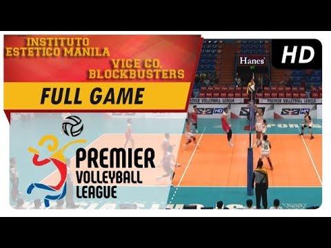 PVL RC Season 2 Men's Division: IEM vs. Vice Co. | Full Game | 2nd Set | May 23, 2018