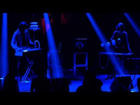 flaub - post industrial music performance