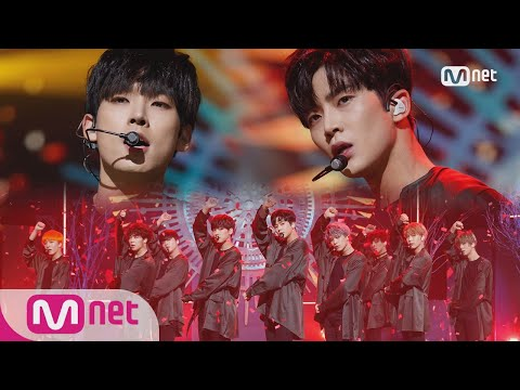 [SF9 - O Sole Mio] Comeback Stage | M COUNTDOWN 171019 EP.545