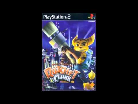 Ratchet & Clank - Hoven - Bomb Factory Soundtrack Extended ...