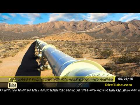 DireTube News - Ethiopia‬ to build oil and gas pipeline for export
