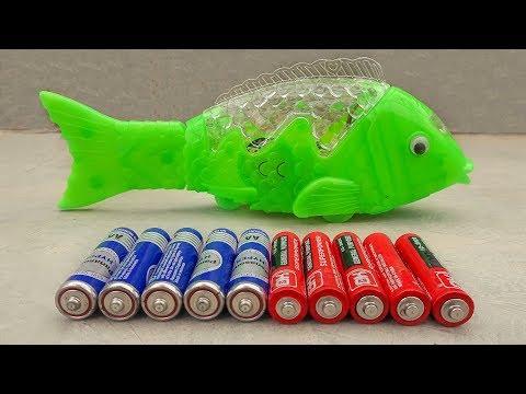 Carpa, dinossauros e animais engraçados - brinquedo das crianças FMC I315W