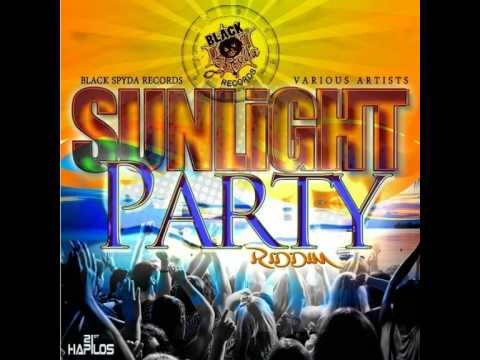 Sunlight Party Riddim Mix - mixed by Curfew 2013
