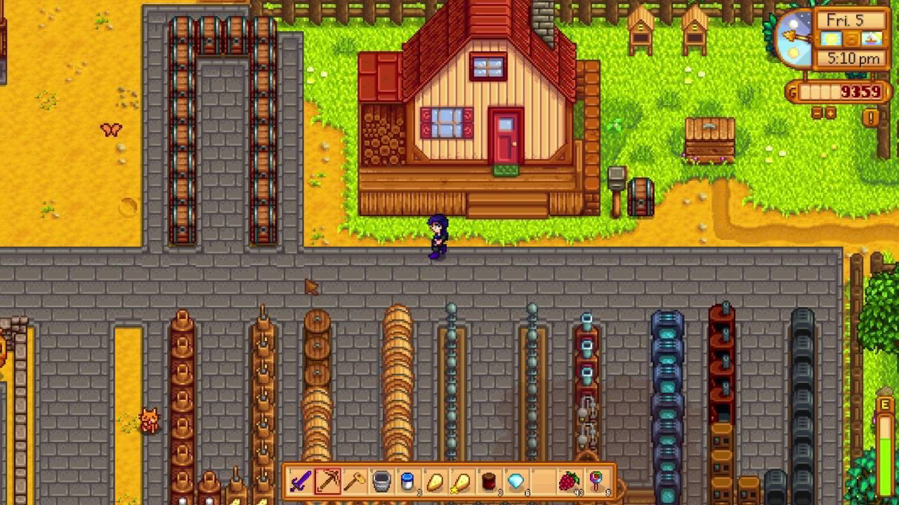 Stardew Valley Apple