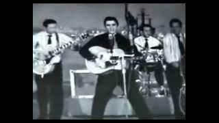 Elvis Presley  Heatrbreak Hotel Live (1956`)