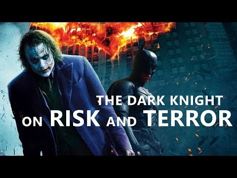 Creating The Ultimate Post-9/11 Allegory: The Dark Knight on Risk and Terror