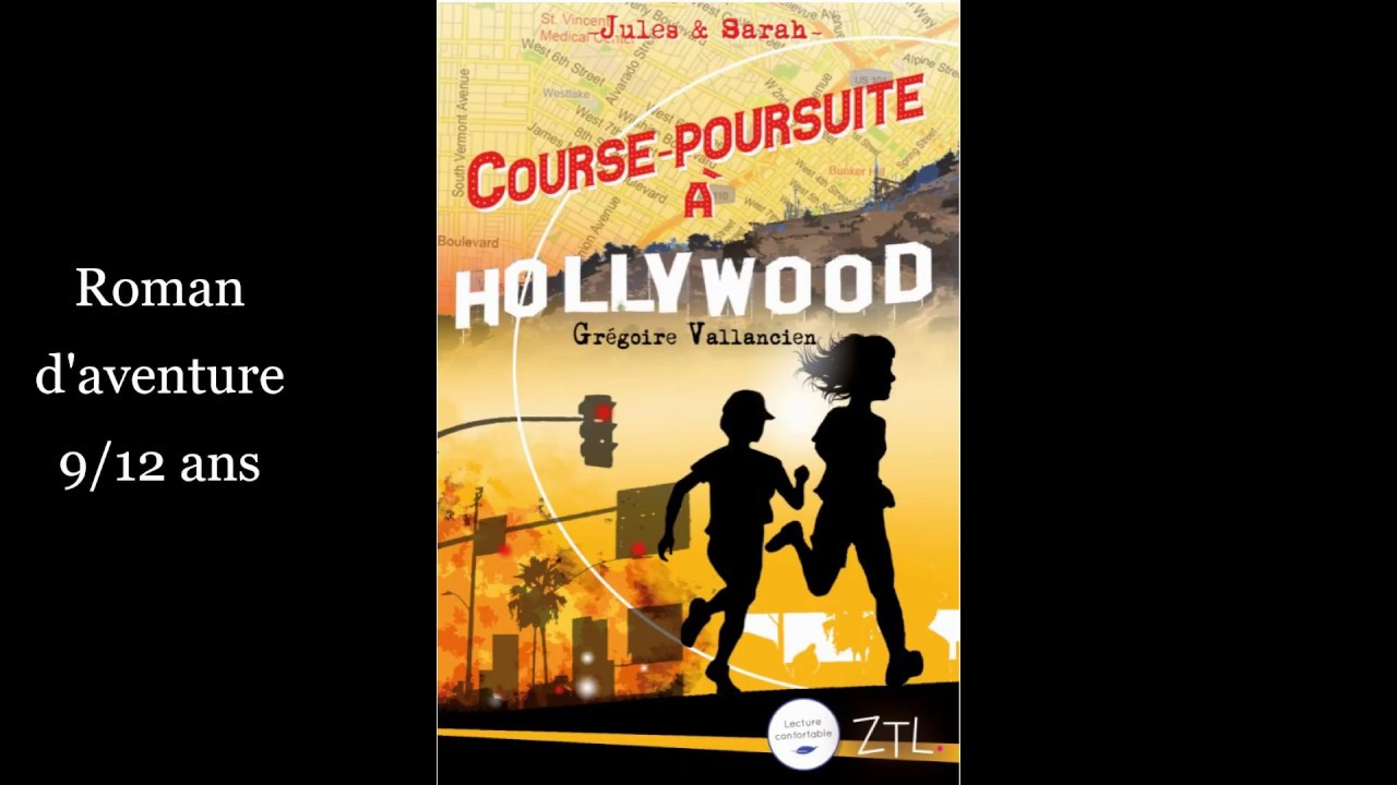Course Poursuite A Hollywood Editions Ztl Zetoolu Livre De Poche 2019