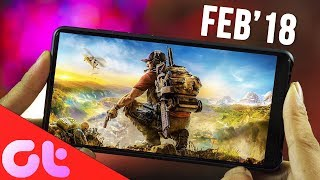 Top 10 COOL NEW Android Games of Feb 2018